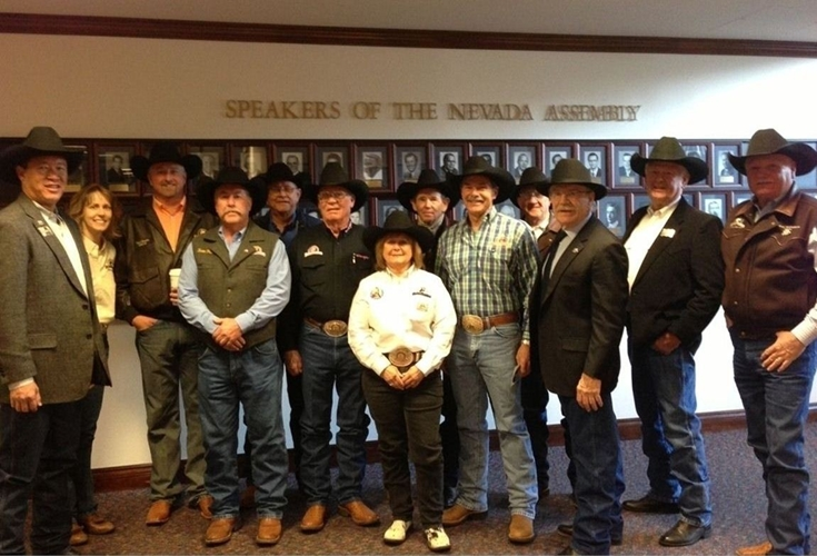 Reno Rodeo at the Nevada Legislature
